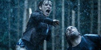 'The Rain'