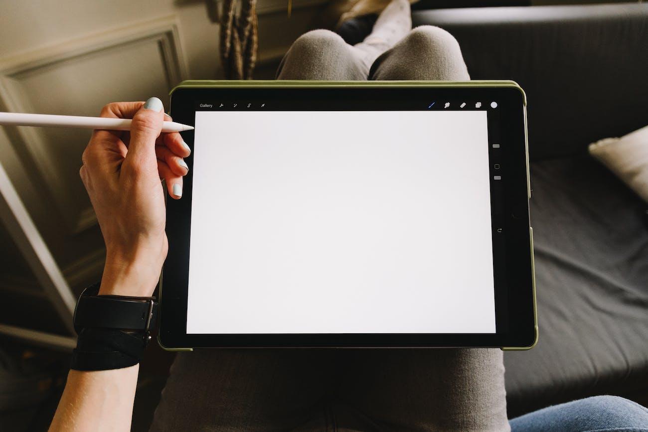 The iPad Pro.