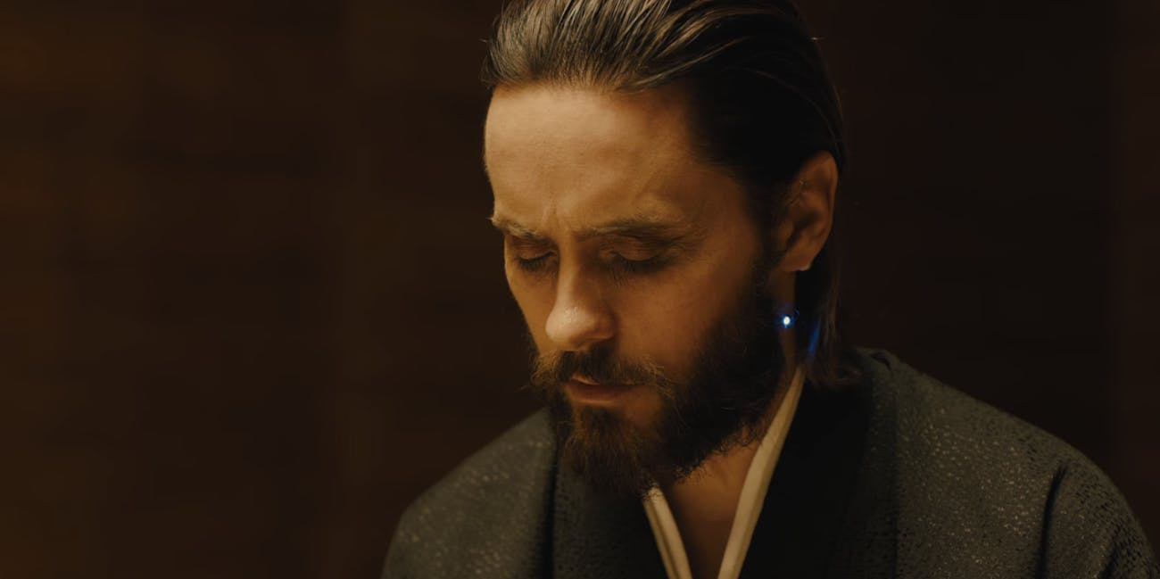 Jared Leto Is A Deadly Warmonger In New Blade Runner 2049 Trailer