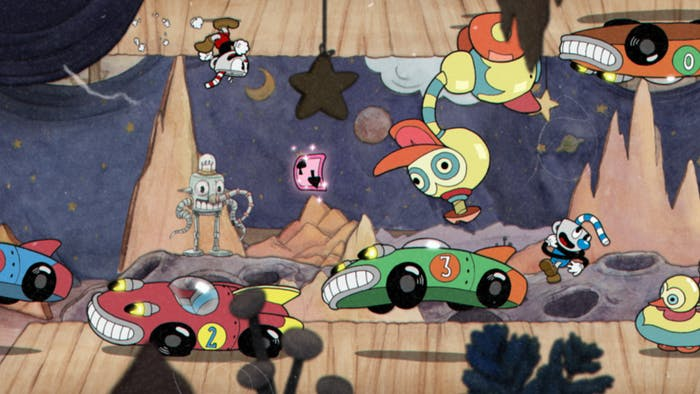 Xbox Game Cuphead