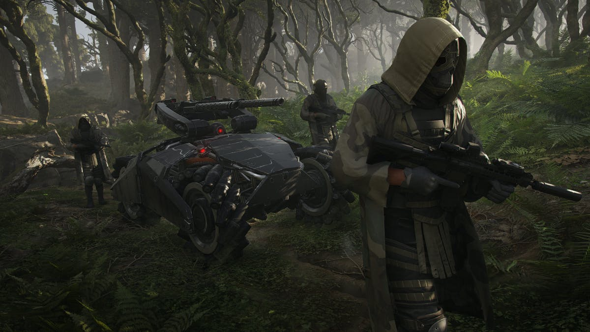 E3 2019: 'Ghost Recon: Breakpoint' Shows Stadia Could Revolutionize the FPS