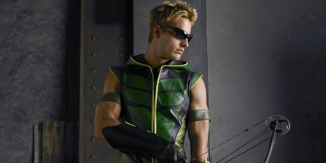 Green Arrow Smallville