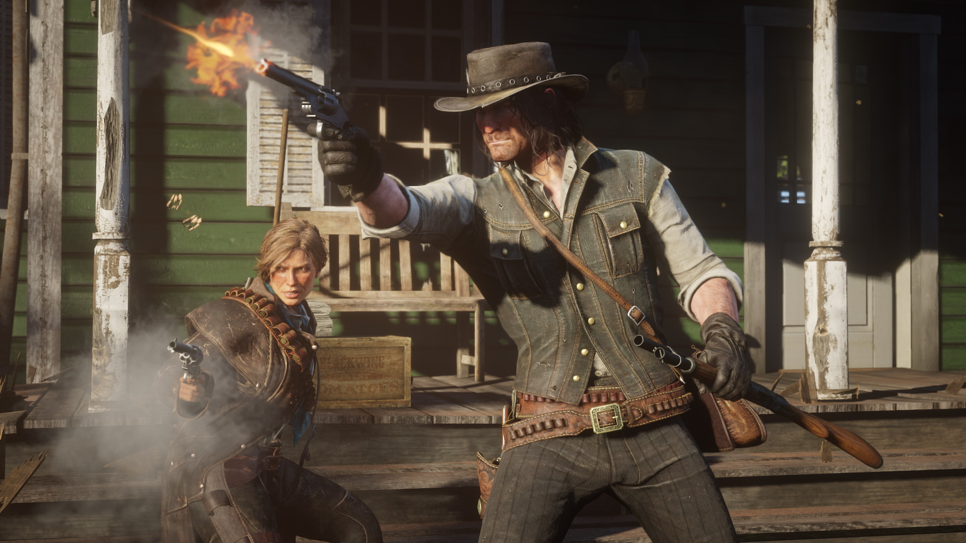 Red Dead Redemption 2' and the Problem With