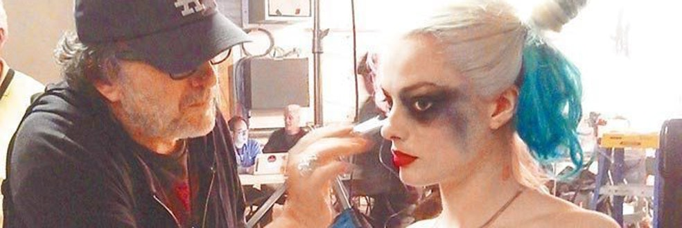 Margot Robbie as Harley Quinn in 'Suicide Squad'