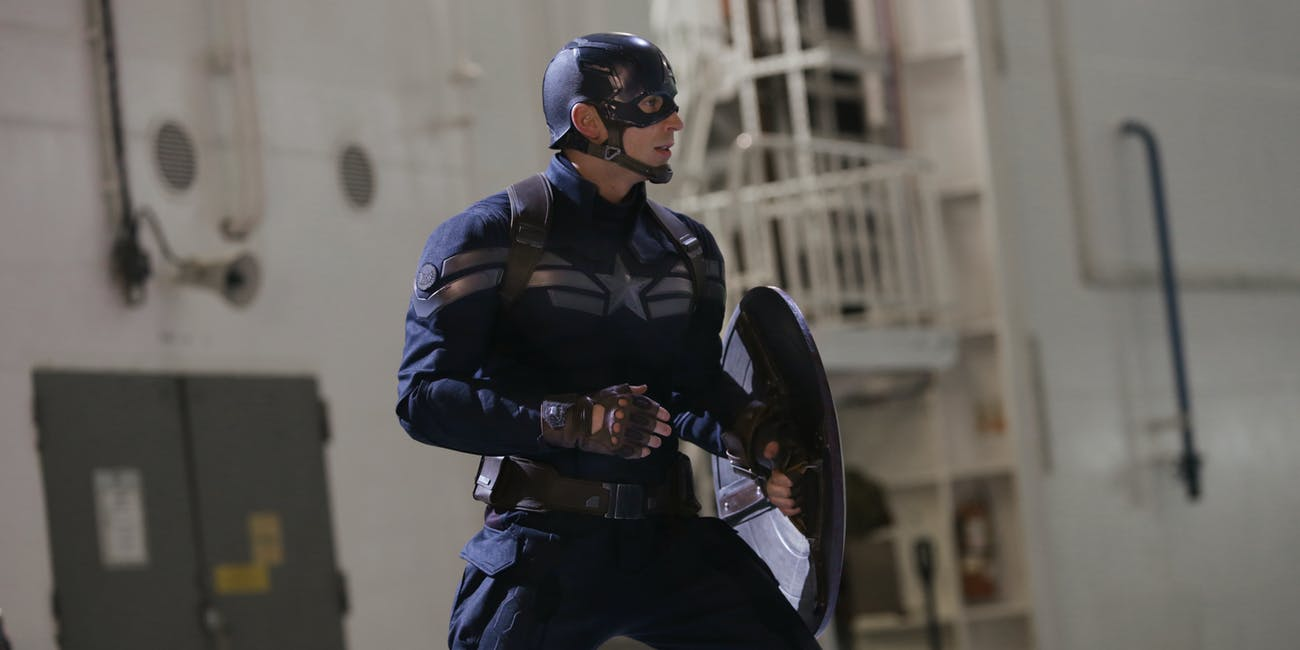 Captain America the Winter Soldier Endgame