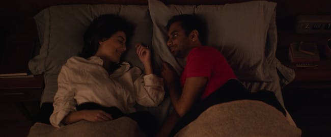 """Francesca and Dev in """"Amarsi Un Po"""""""