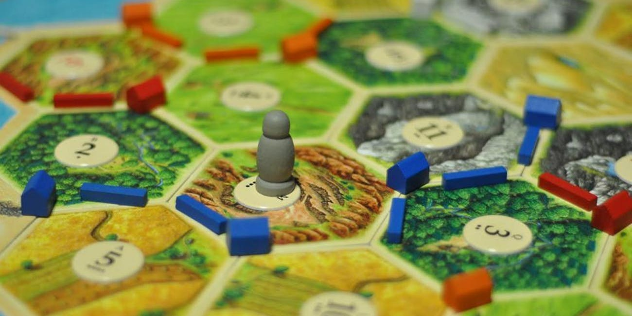 Resurgent Nerds Roll the Dice on the Tabletop Game