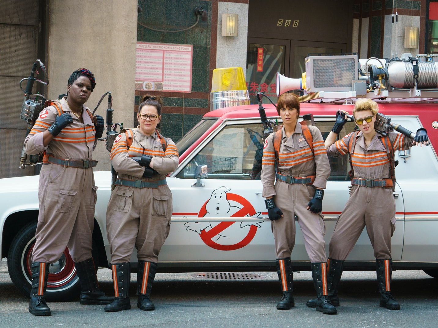 The New 'Ghostbusters' Can't Ruin Your Deranged Childhood