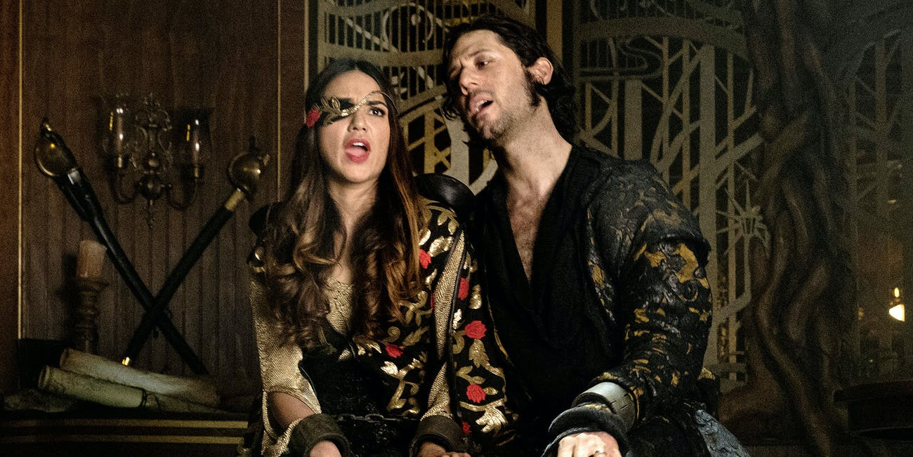'The Magicians' outdoes every other musical episode we've seen before.