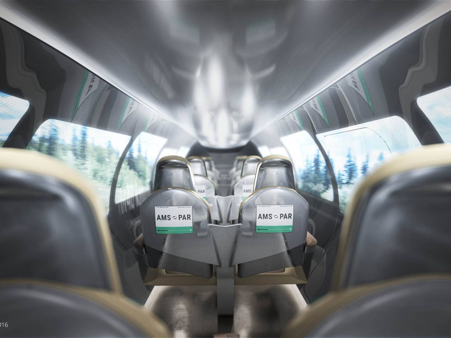 There's Now a Hyperloop Virtual Reality Game