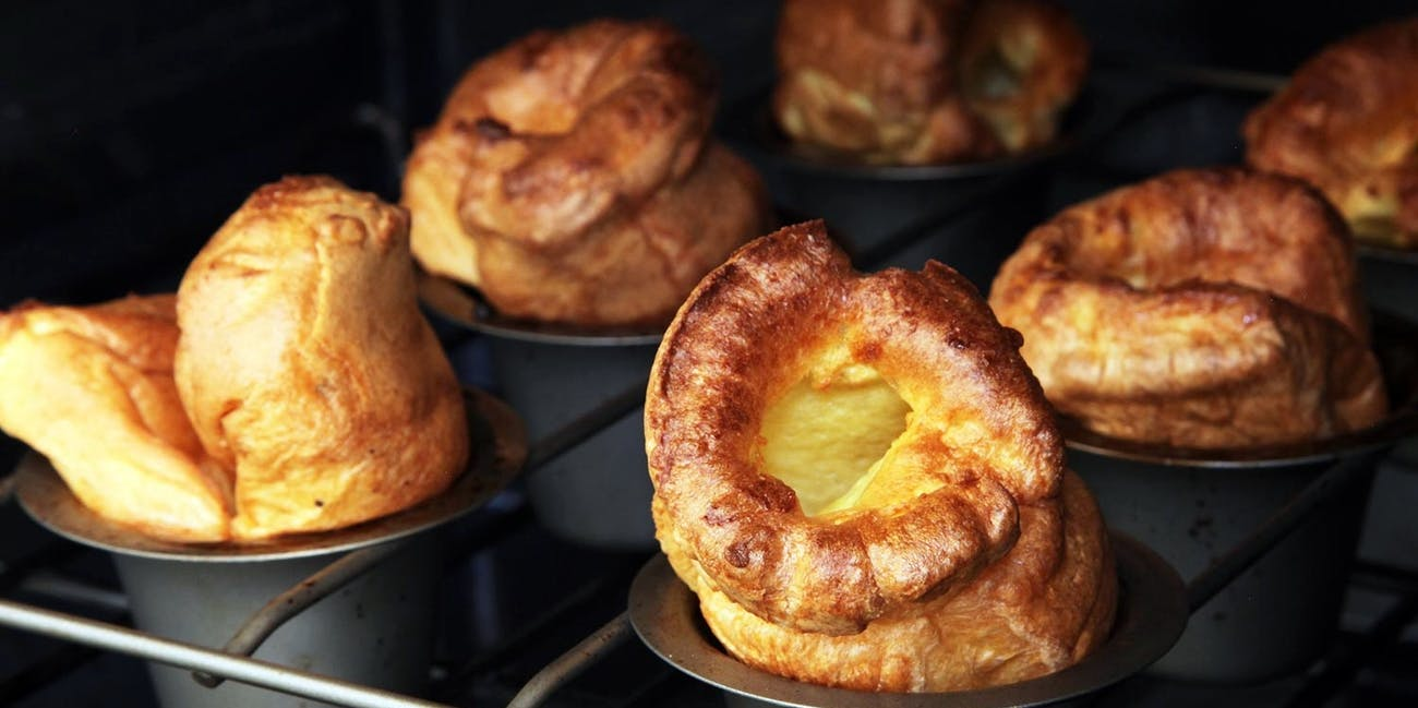 Best of British Food - Yorkshire pudding