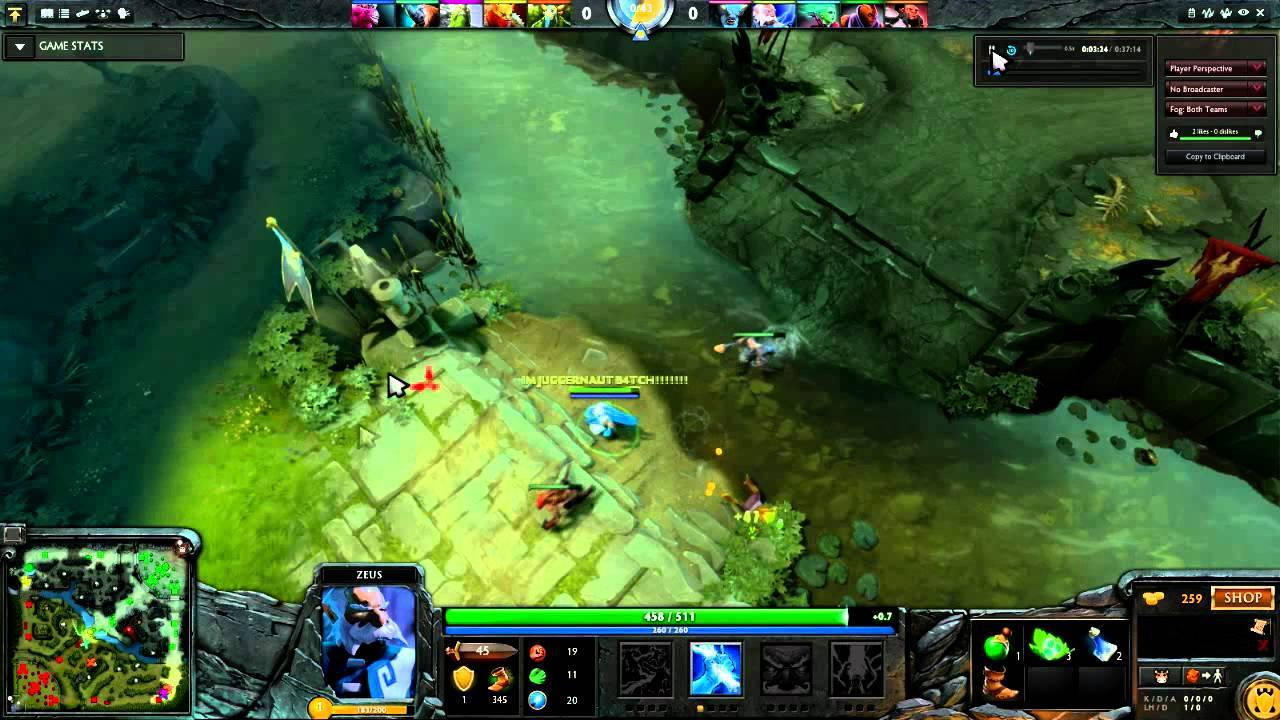 Dota 2' Guide for 'League of Legends' Players | Inverse
