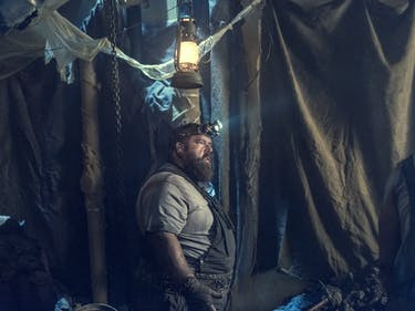 Nick Frost Is Ready for the Apocalypse