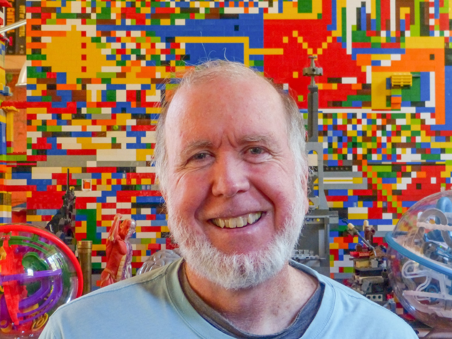 Kevin Kelly Says Pessimists Ignore Evidence and Progress is 'The Inevitable'