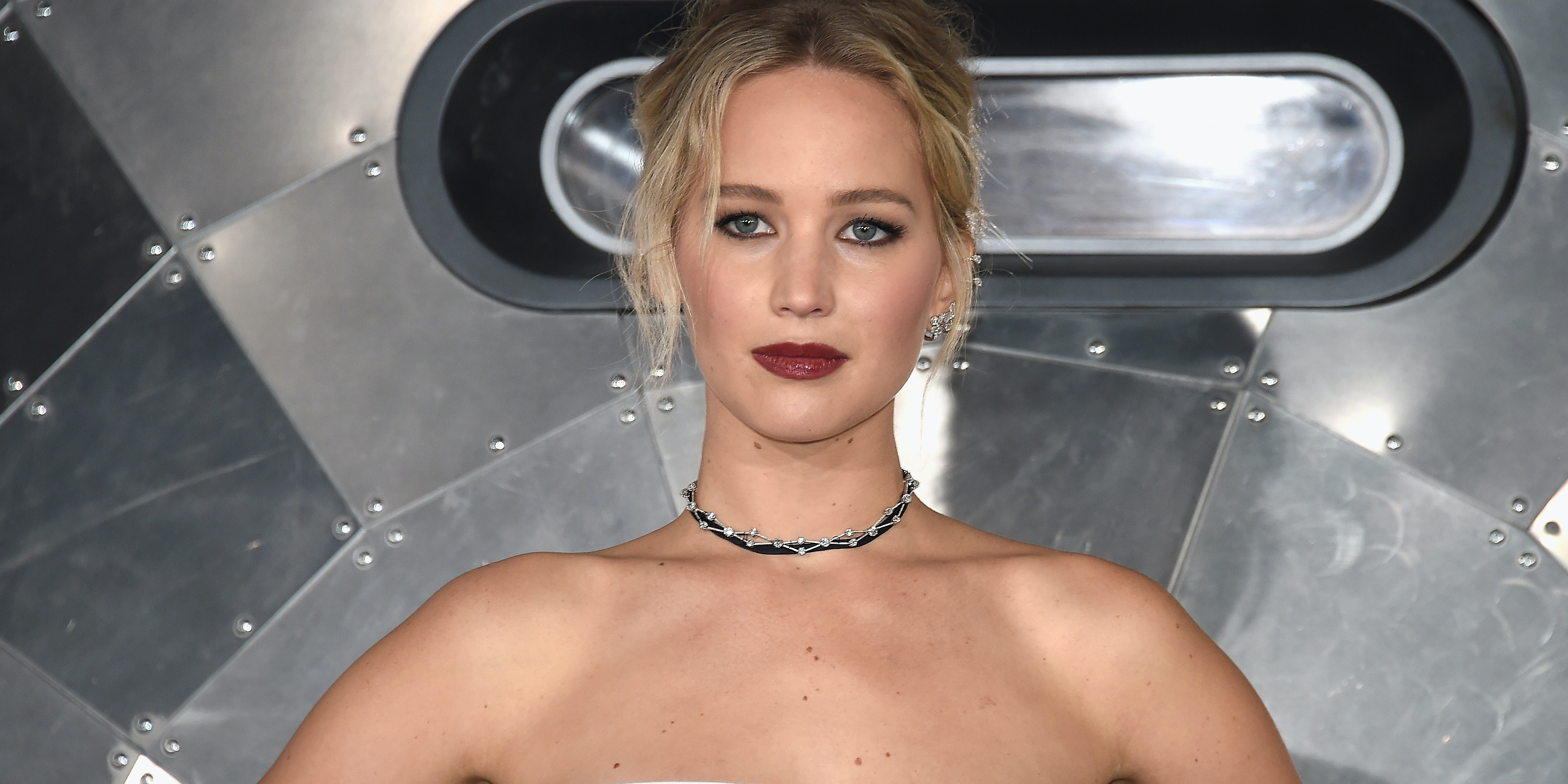 Jennifer Lawrence Describes The Aftermath Of Her Data Being Leaked