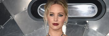 WESTWOOD, CA - DECEMBER 14: Actress Jennifer Lawrence attends the premiere of Columbia Pictures' 'Passengers' at Regency Village Theatre on December 14, 2016 in Westwood, California. (Photo by Matt Winkelmeyer/Getty Images)