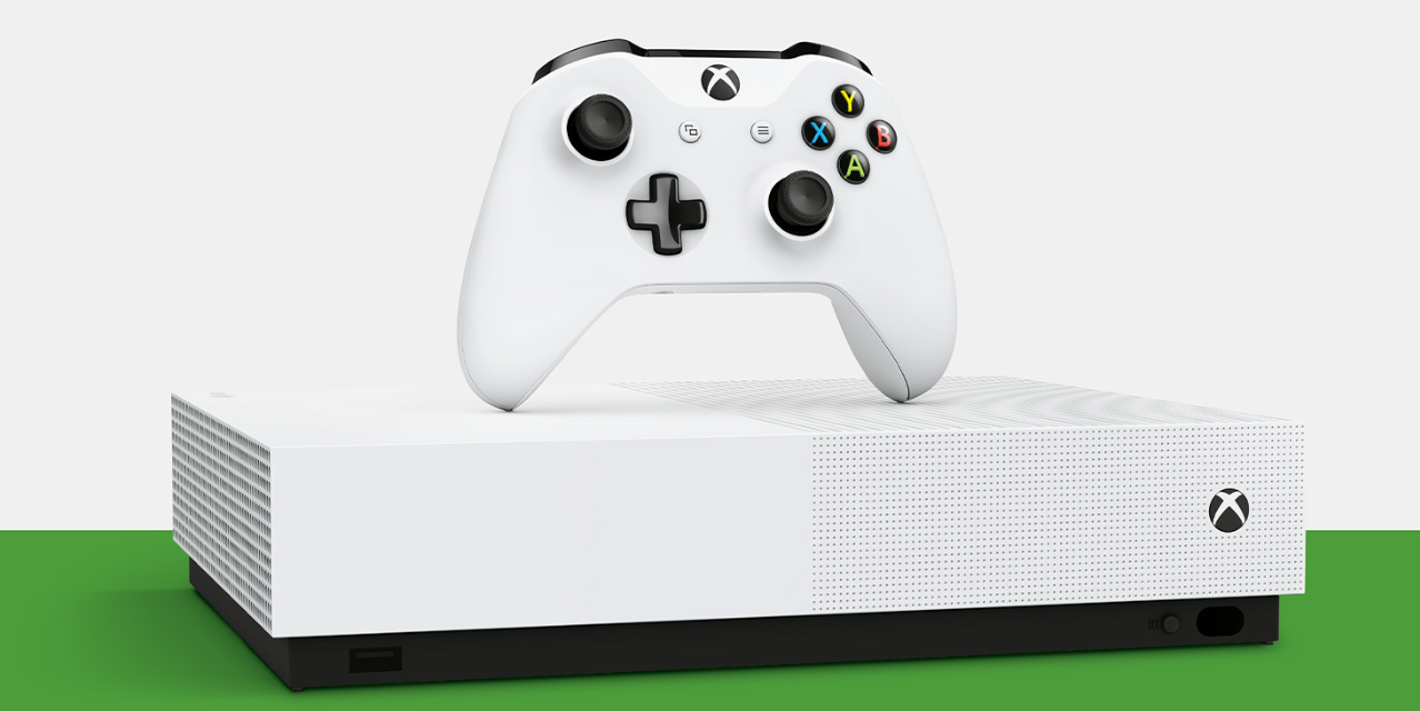 Xbox One S All-Digital: Price, Release Date, and Features for Microsoft's Disc-Less Console