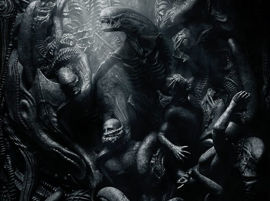 'Alien: Covenant' Went Old School Using Latex Aliens on Set