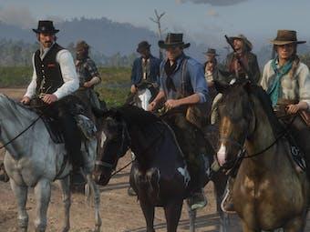 Red Dead Redemption 2 #3 trailer