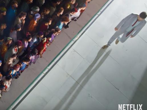 Netflix Original Series '3%'