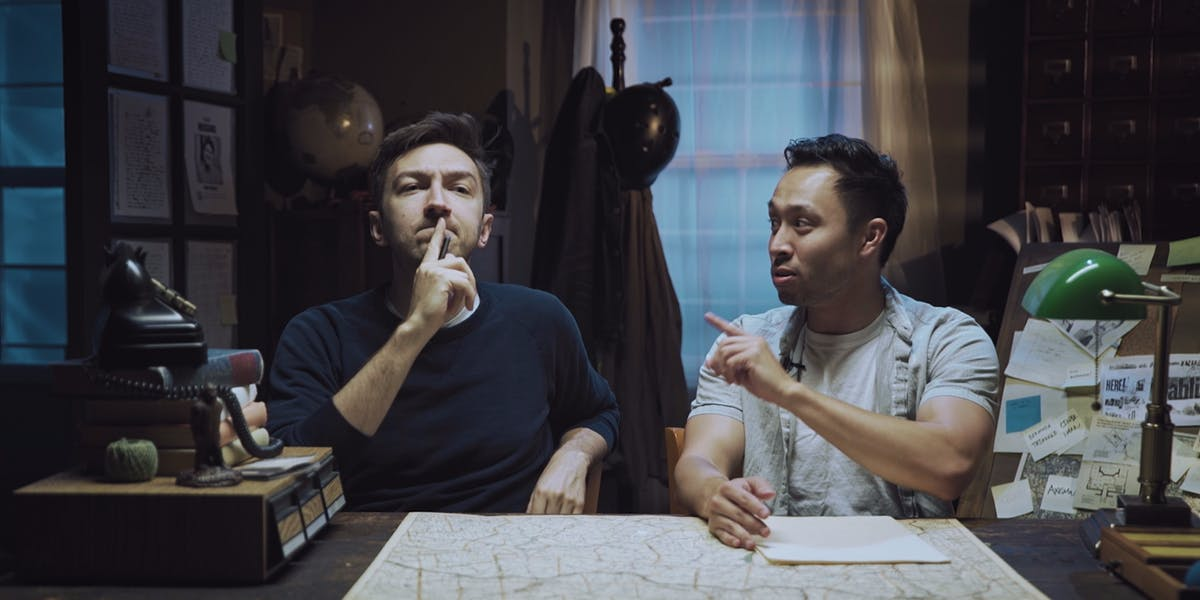 BuzzFeed Unsolved' Spoilers: The Ghoul Boys Will Never Solve