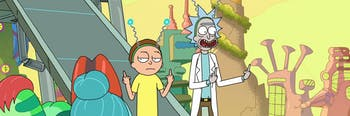 'Rick and Morty' gave a proverbial middle finger to fans last night, but maybe we deserved it.