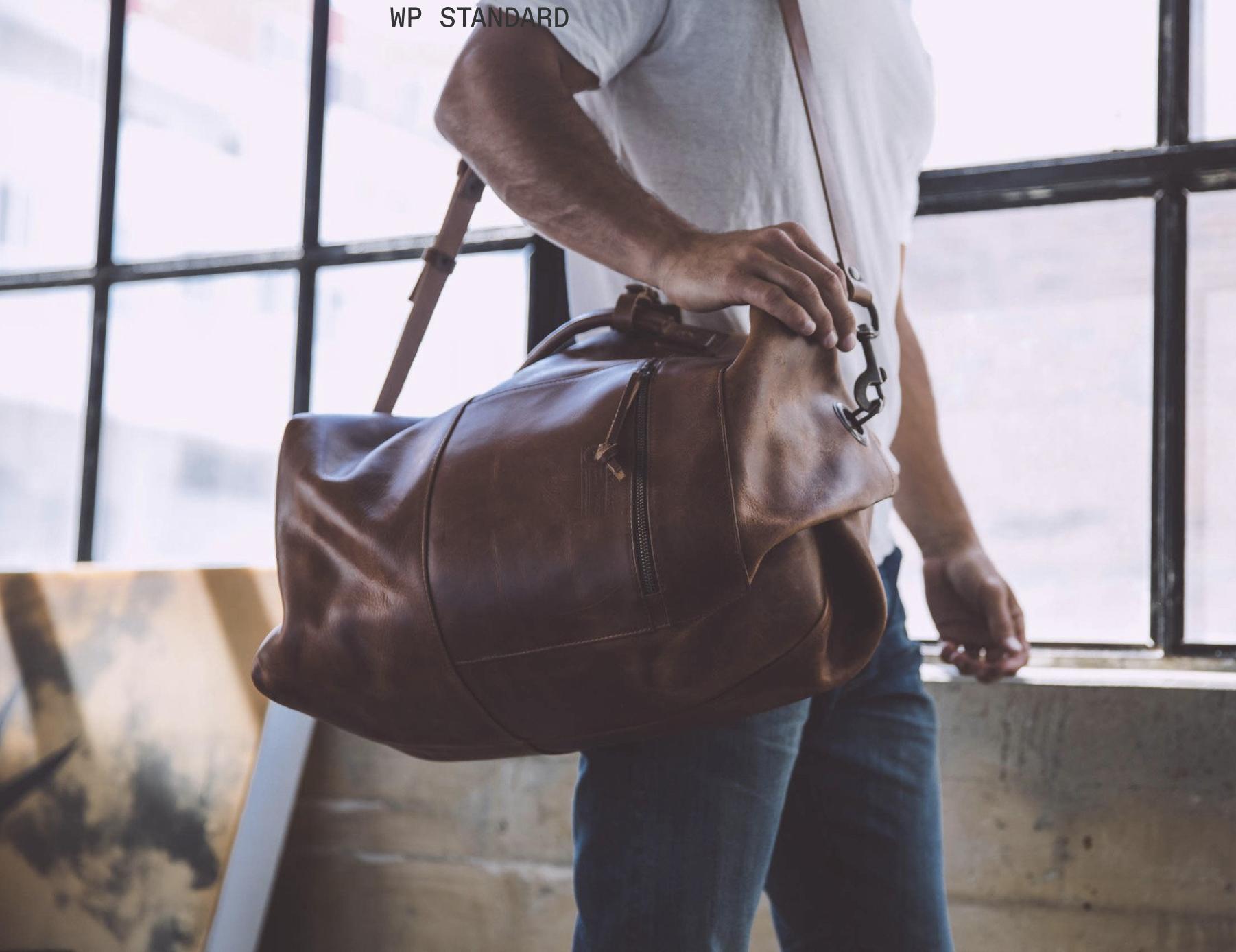 Men S Military Duffle Bag