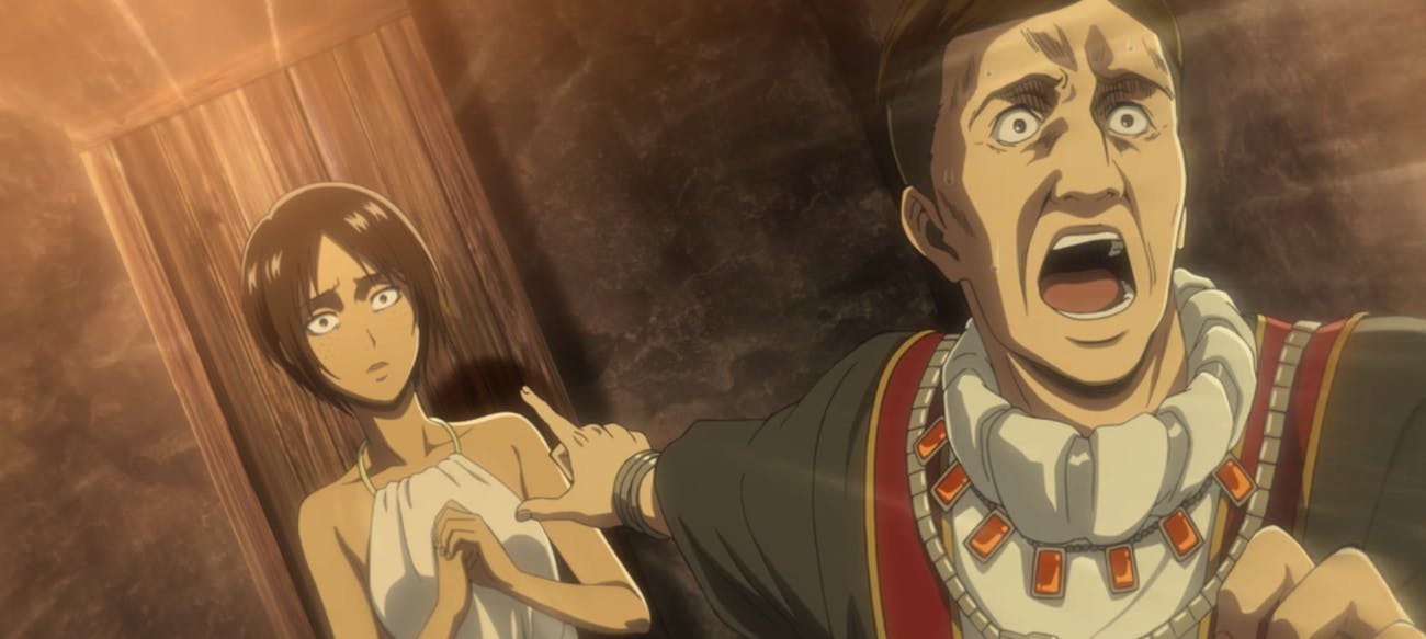 Ymir Teams Up With The Armored Titan On Attack On Titan Inverse