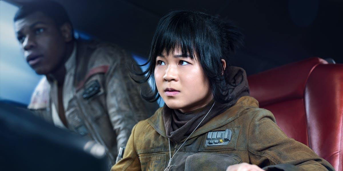 'Star Wars 9': Sorry Trolls, Kelly Marie Tran Is Coming Back