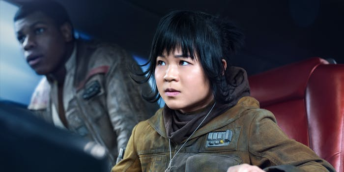Star Wars The Last Jedi Rose Tico