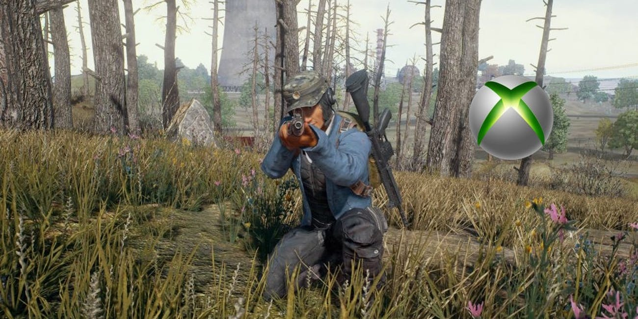 'PlayerUnknown's Battlegrounds' is now on Xbox One.
