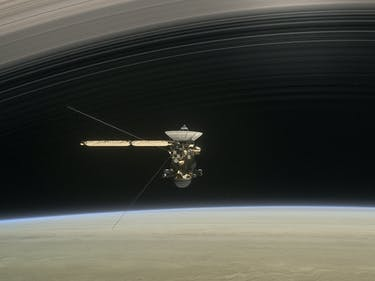 Cassini Returns a Champion From Its Most Daring Mission Yet