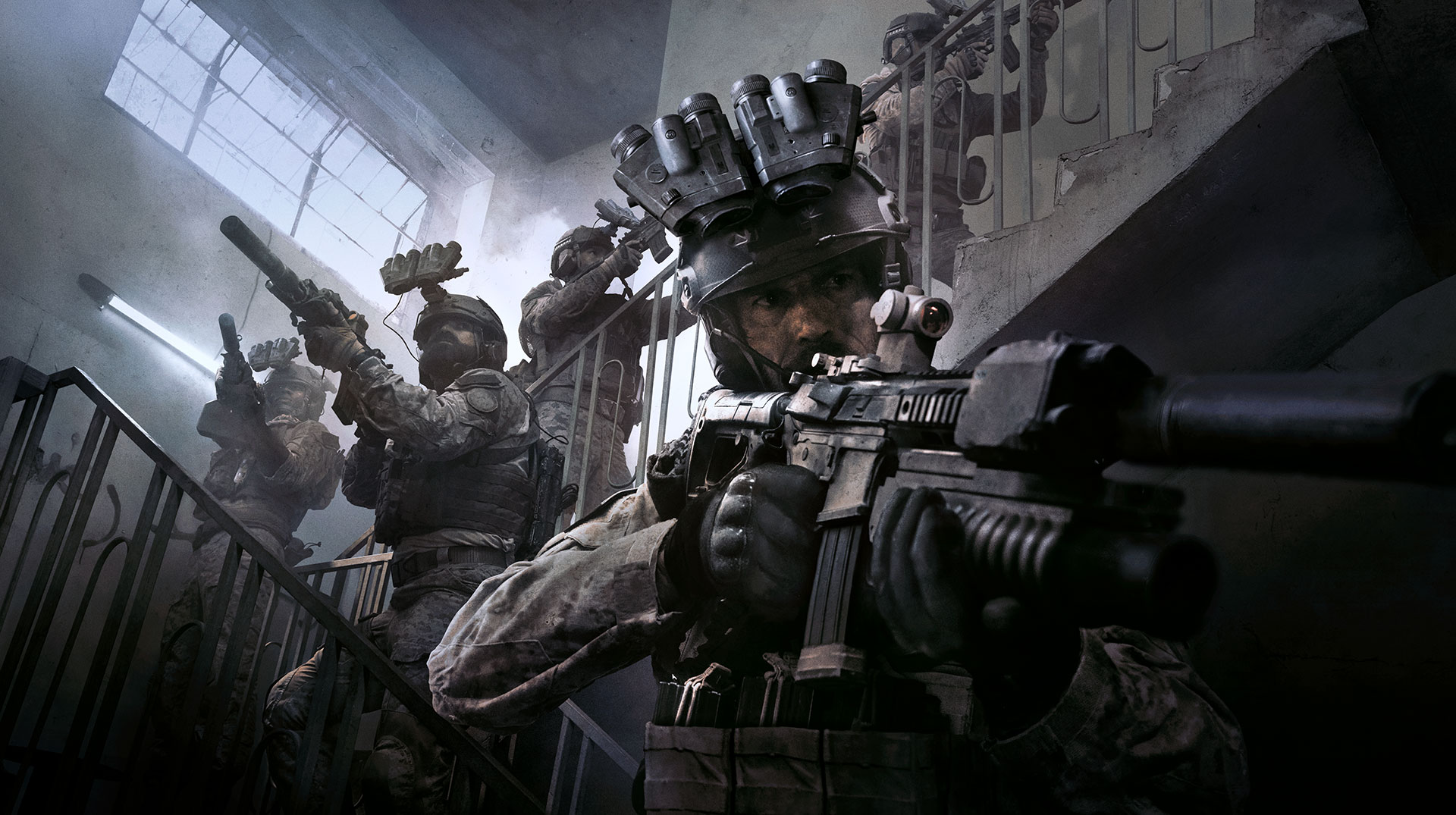 Call Of Duty Modern Warfare Multiplayer Is Not For The