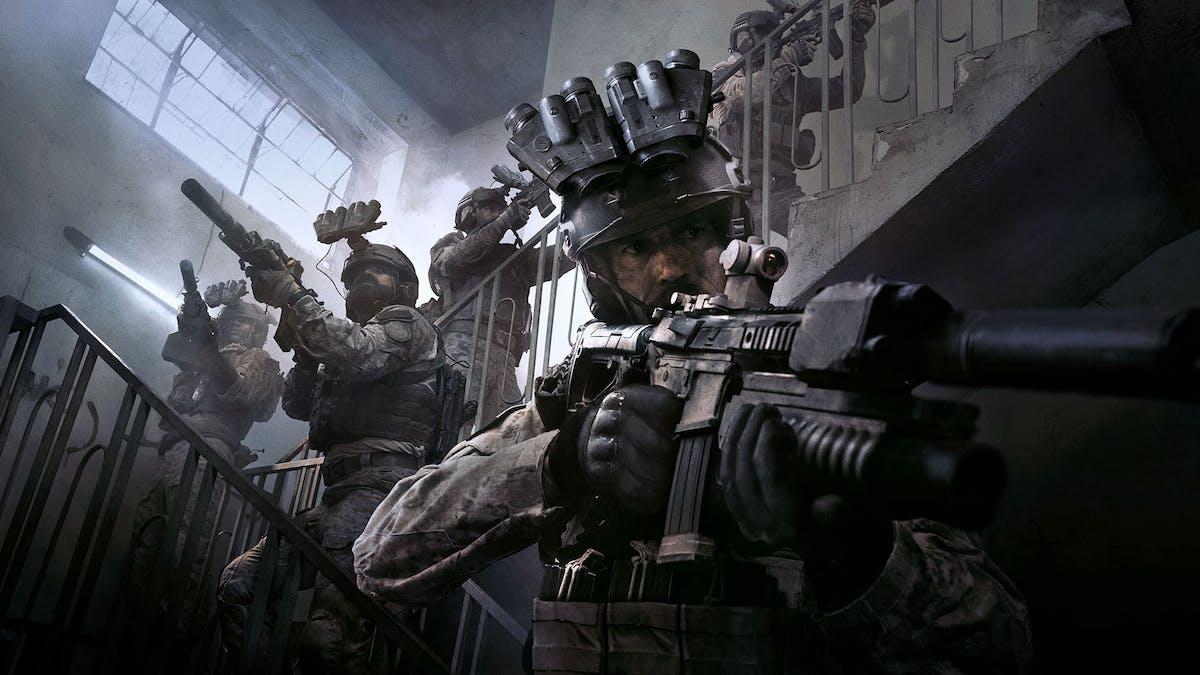 Resultado de imagen de call of duty modern warfare 2019