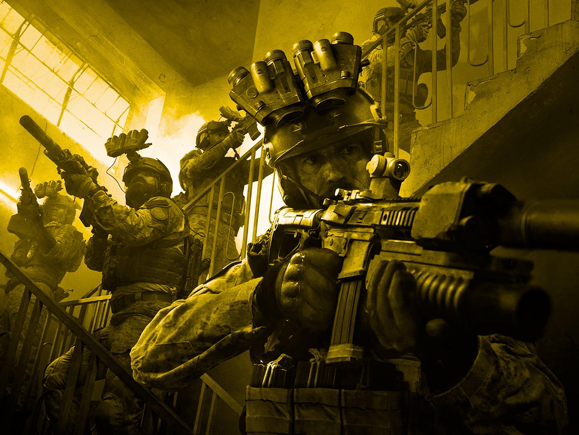 'Call of Duty: Modern Warfare' 2019