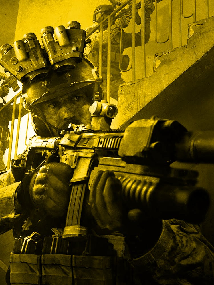 Call of Duty: Modern Warfare' Multiplayer Is Not for the