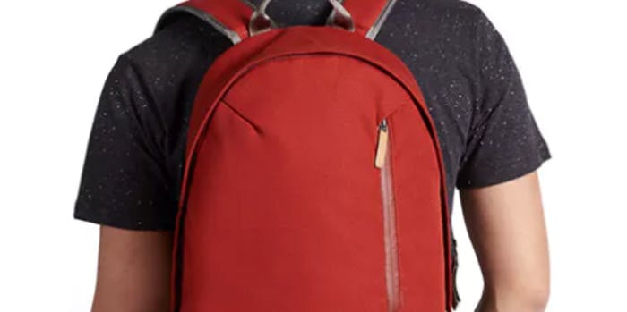 backpack, cheap backpack, backpack under 100 dollars, commuter bag, laptop backpack