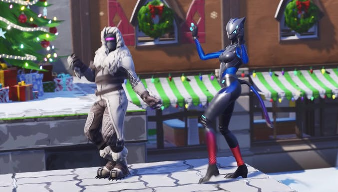 Fortnite Season 7 Battle Pass Wraps Gun Skins Skins Ice King