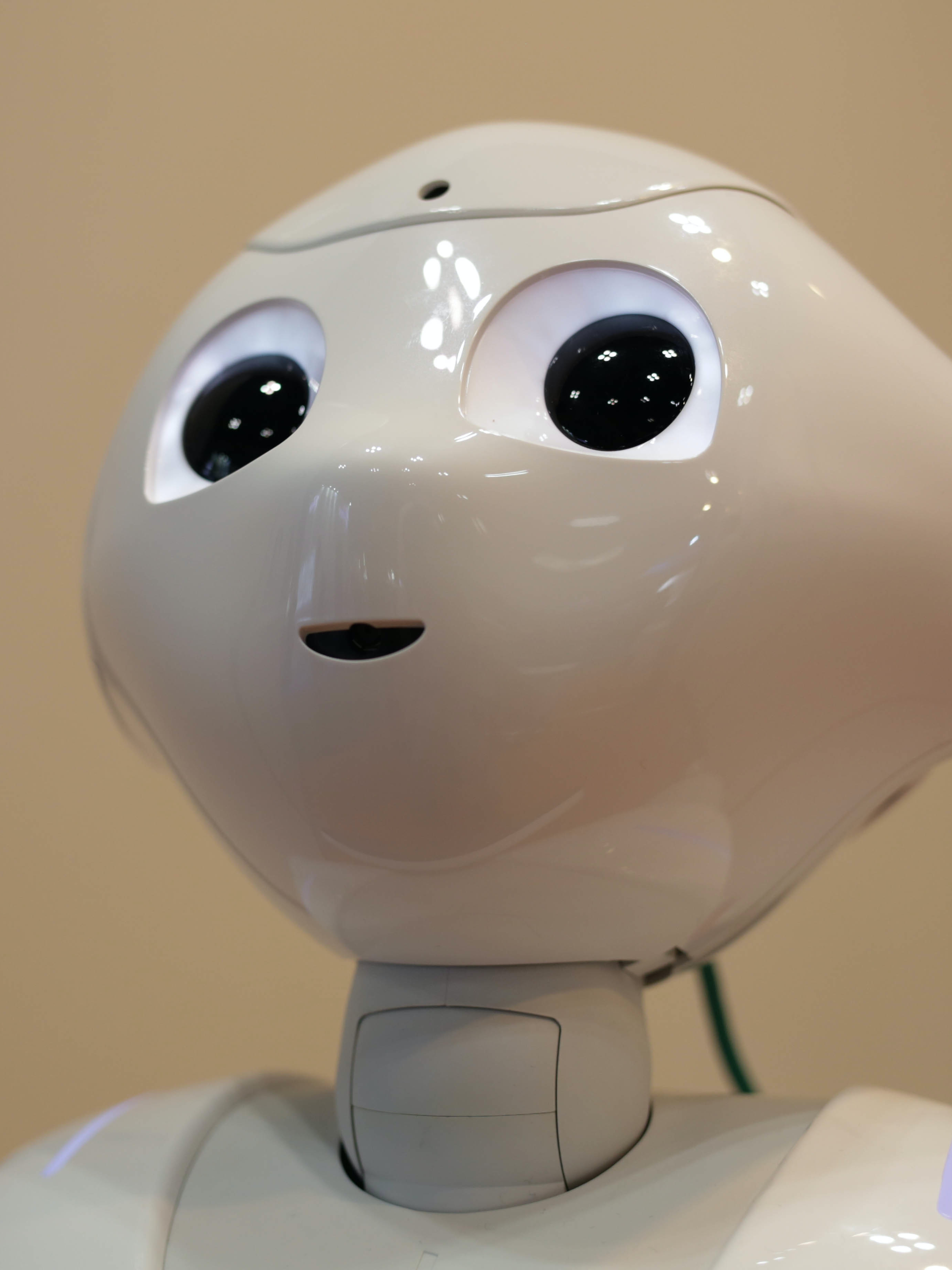 Tokyo Japan October 19 Pepper Robot Developed Softbank Talks Guests Rect Dpr Auto Format Compress 75 Linkedin Founder Reid Hoffman