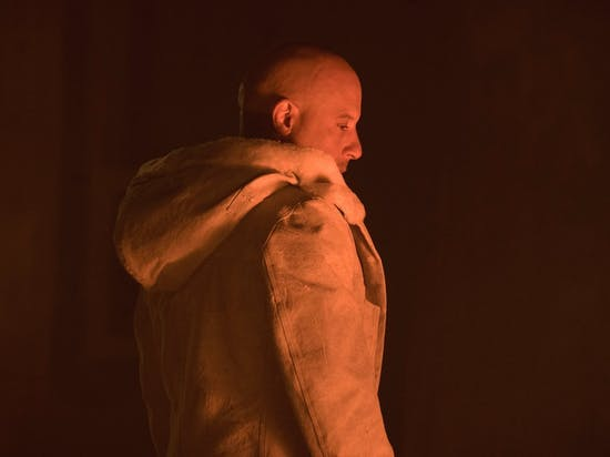 Xander Cage Ain't Afraid of No Coat