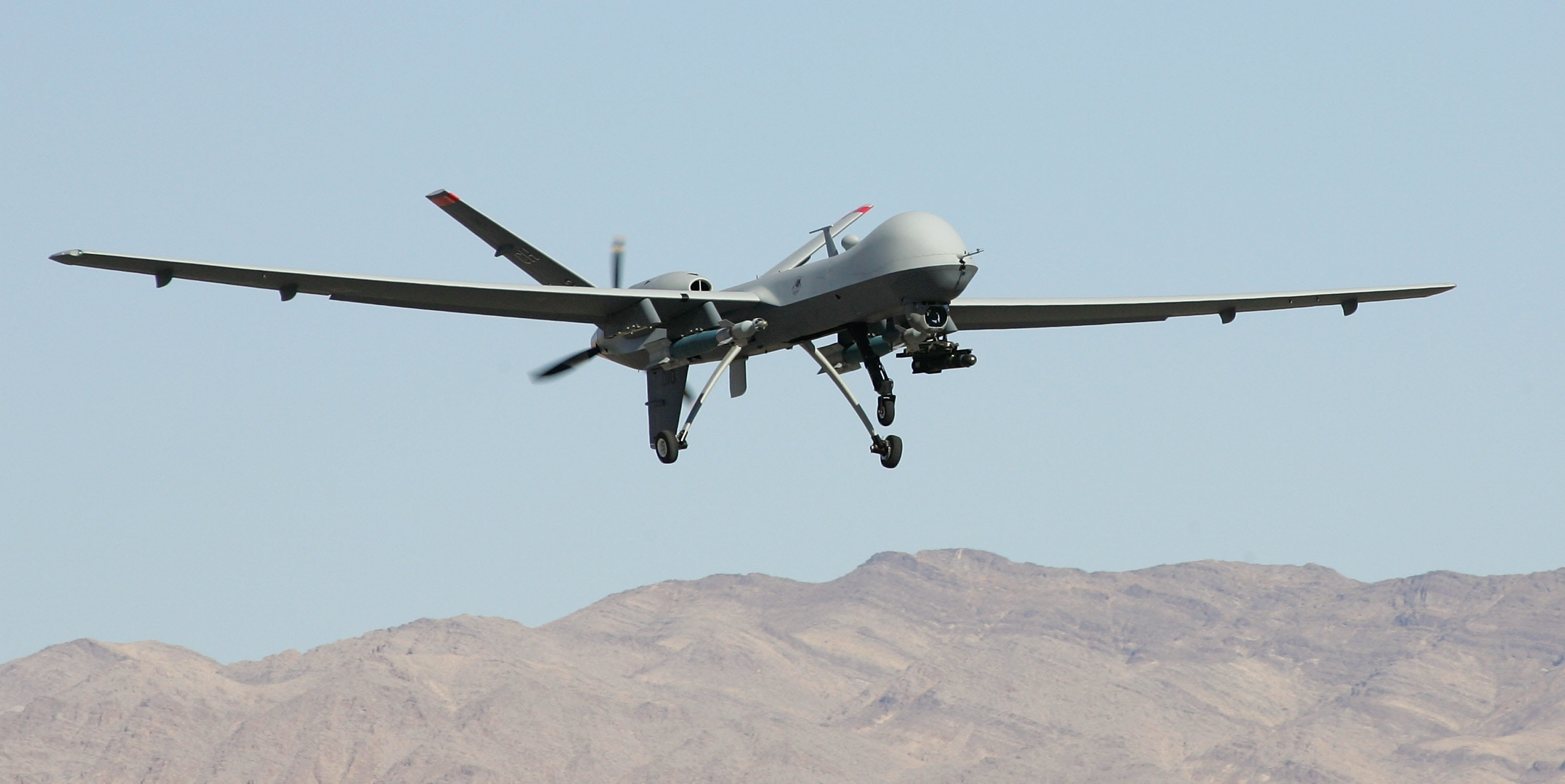 Military Clears Footage of Drone Swarm-Killing Microwave Gun