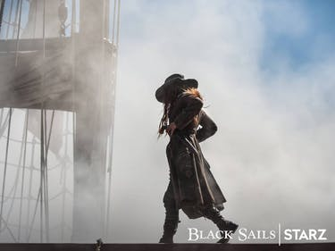 Amnne Bonny gets lethal in 'Black Sails' Season 4