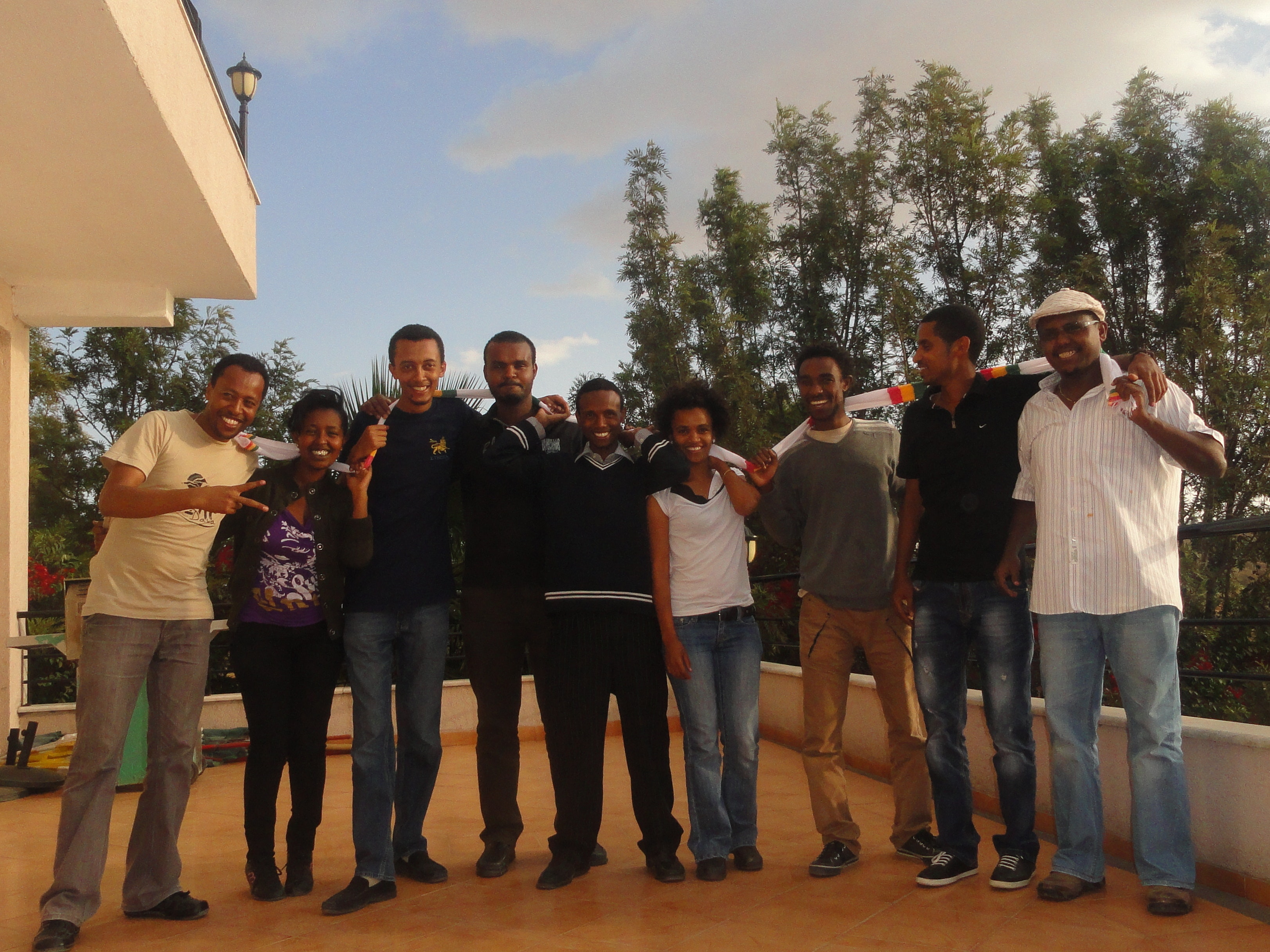 Ethiopian Bloggers Go Free After 18 Months in Prison