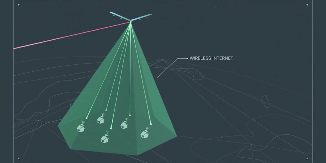 Mark Zuckerberg Says Solar Powered Internet Drones Coming