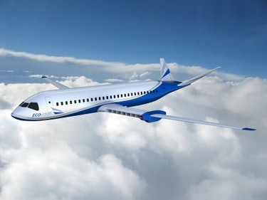 This Company Wants Passenger Planes to Be All-Electric in 10 Years