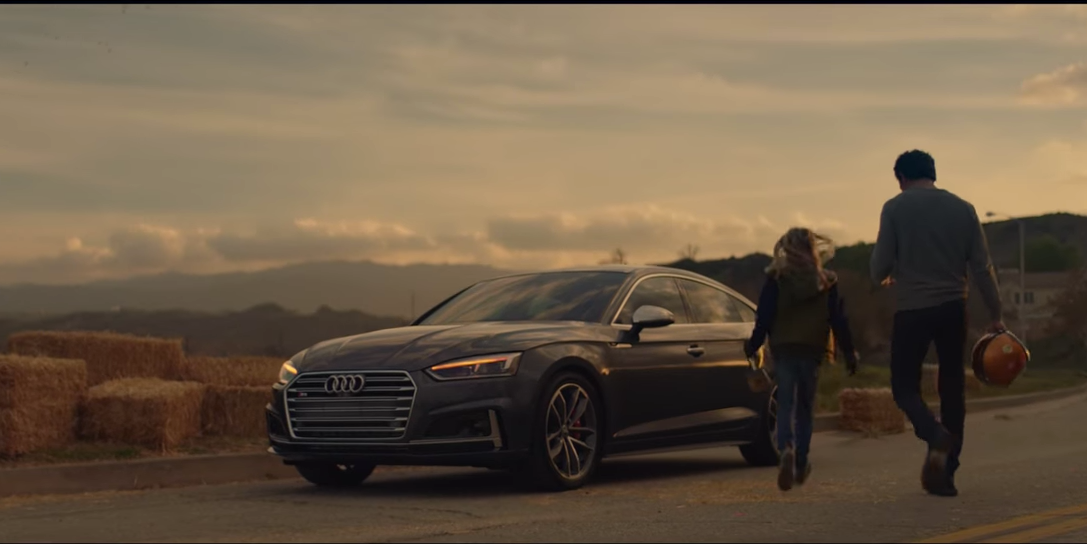Audi's Super Bowl Spot Has a Vital Message About Paying People