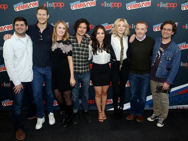 Backstage With the Pirates of 'Black Sails': A Comic Con Saga