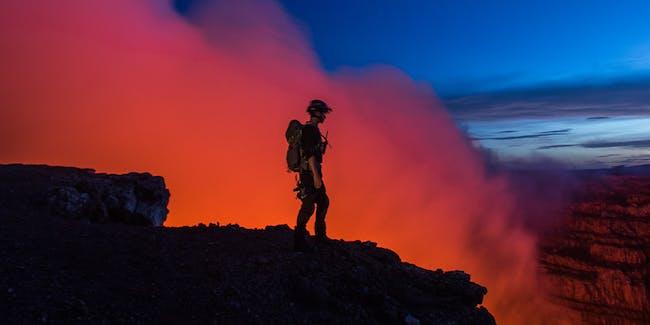 Sam Cossman Masaya Volcano