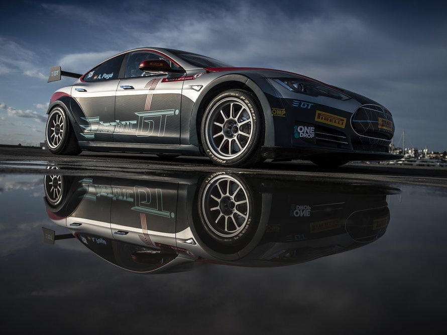 Everything We Know About the Electric GT Racing Championship
