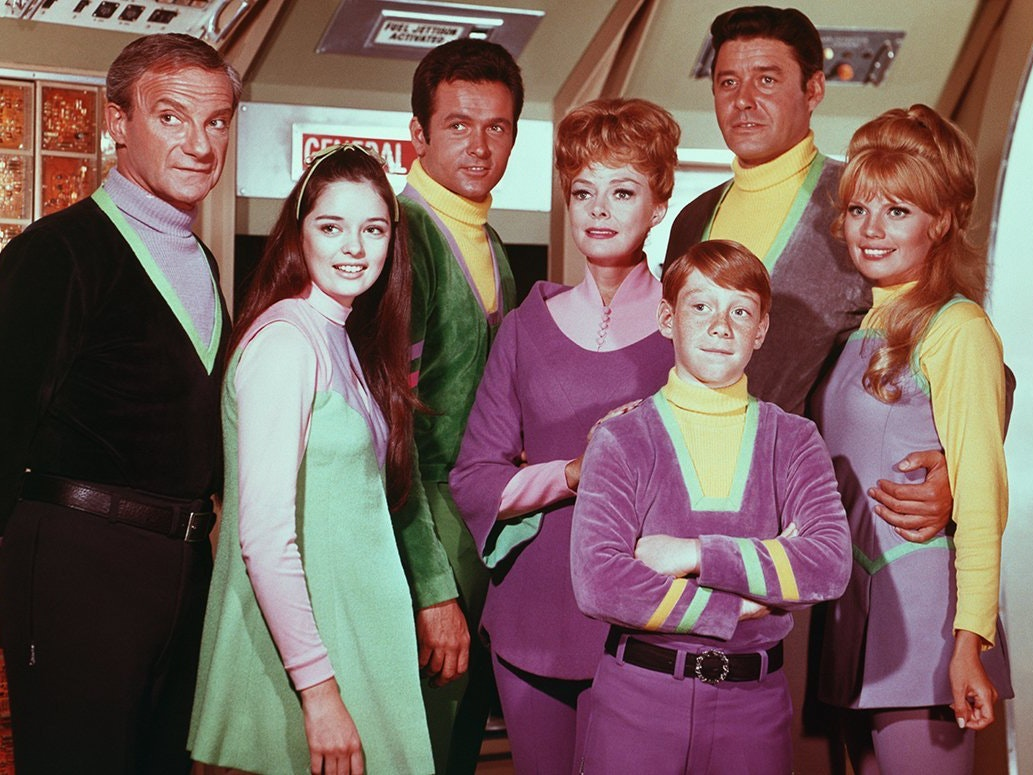 No One Needs a New 'Lost in Space' Because It's Always Been Really Awful